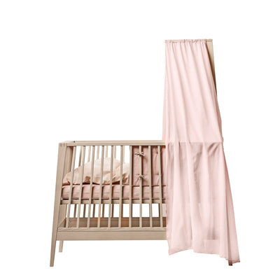 Linea by Leander - Cot Canopy (Soft Pink)