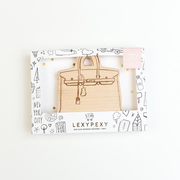 LexyPexy - The Everly Wooden Teething Toy PRE ORDER SEPT
