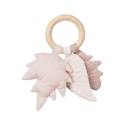 Cam Cam Copenhagen - Leaves Rattle (Rose)
