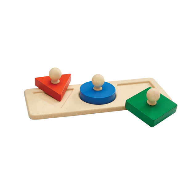 PlanToys - Shape Matching Puzzle