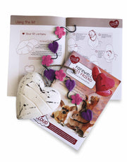 Sweet Goodbye CLOUD® - Pet Burial & Cremation Ceremony Kit | MAGENTA