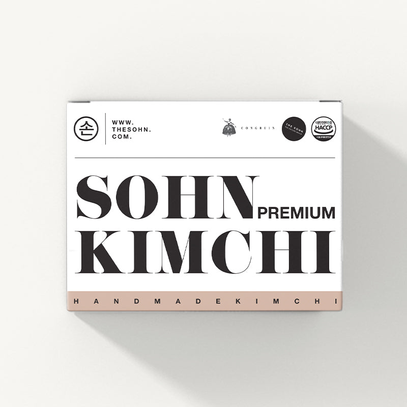 Load image into Gallery viewer, Sohn Kimchi Premium 5kg