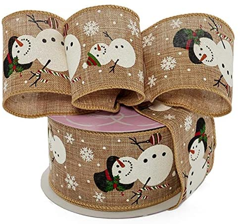 jolly-snowman-christmas-ribbon