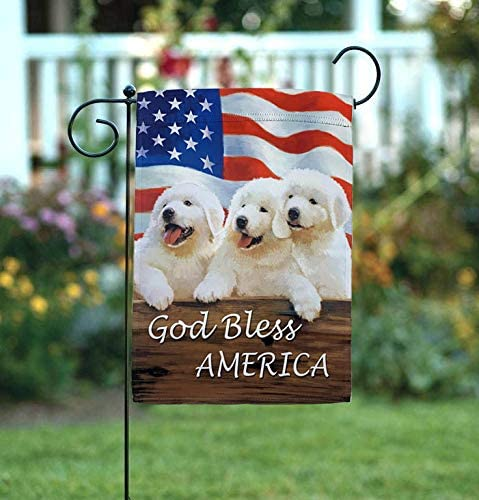 cute-puppies-garden-flag