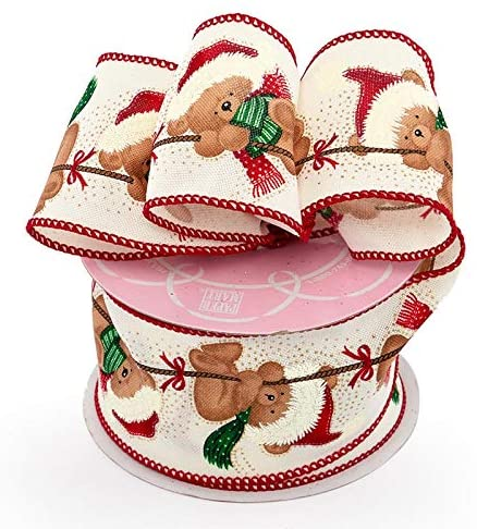 teddy-bear-christmas-ribbon