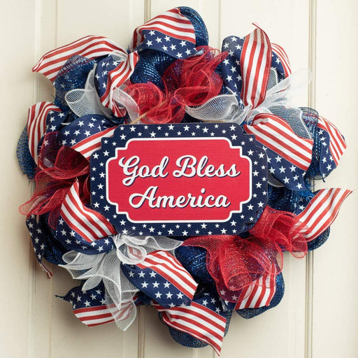 God-Bless-America-door-decoration