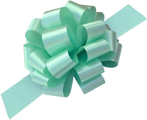 "Large Ribbon Pull Bows - 9"" Wide, Set of 6 Variation"
