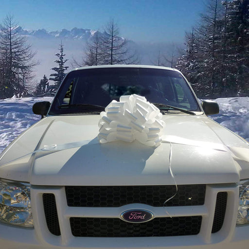 "Car Bows, Large Gift Decorations - 16""x42"""