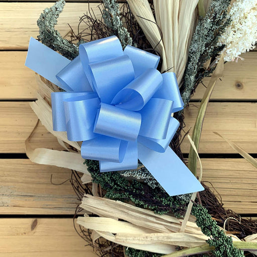 light-blue-gift-basket-pull-bows