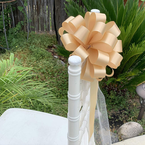 gold-pull-bows-tulle-8inch