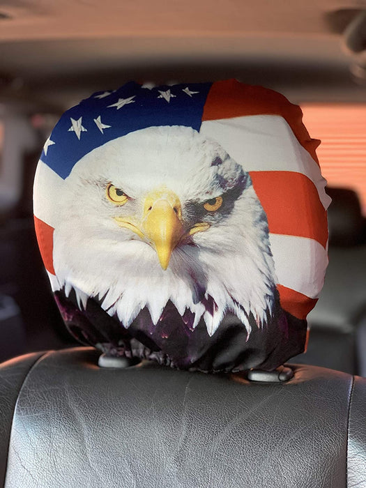 american-bald-eagle-car accessories