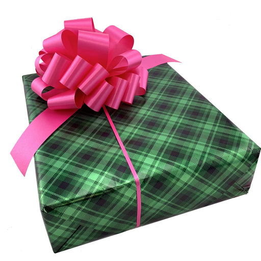 large-fuchsia-pink-gift-wrapping-pull-bows