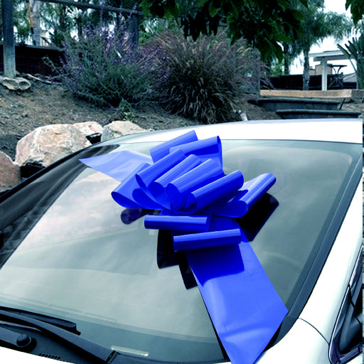 big-blue-car-bow