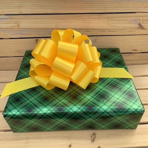 yellow-gift-wrapping-bows