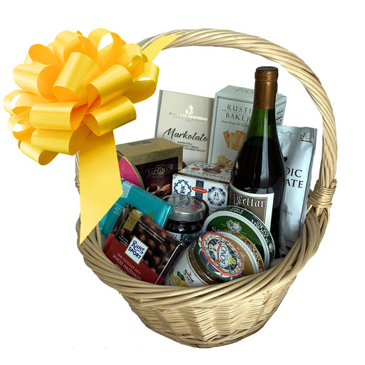 large-yellow-gift-basket-bows