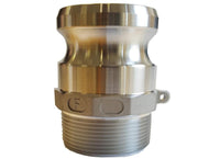 aluminium camlock fitting part f