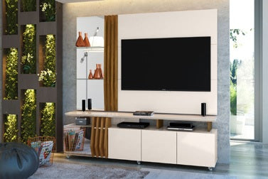Aztec entertainment unit