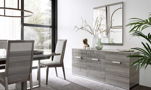 Iris 10 piece Italian dining room suite