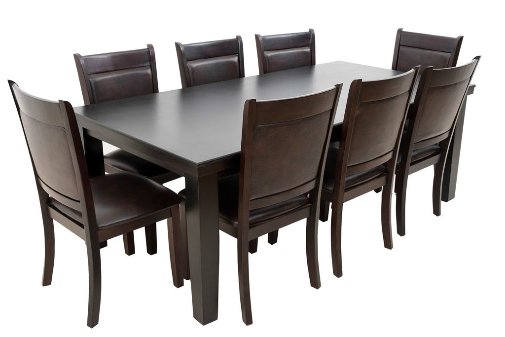 Monique 9 piece Dining suite