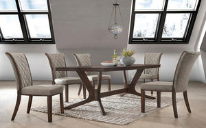 Savoy 7 piece Dining suite