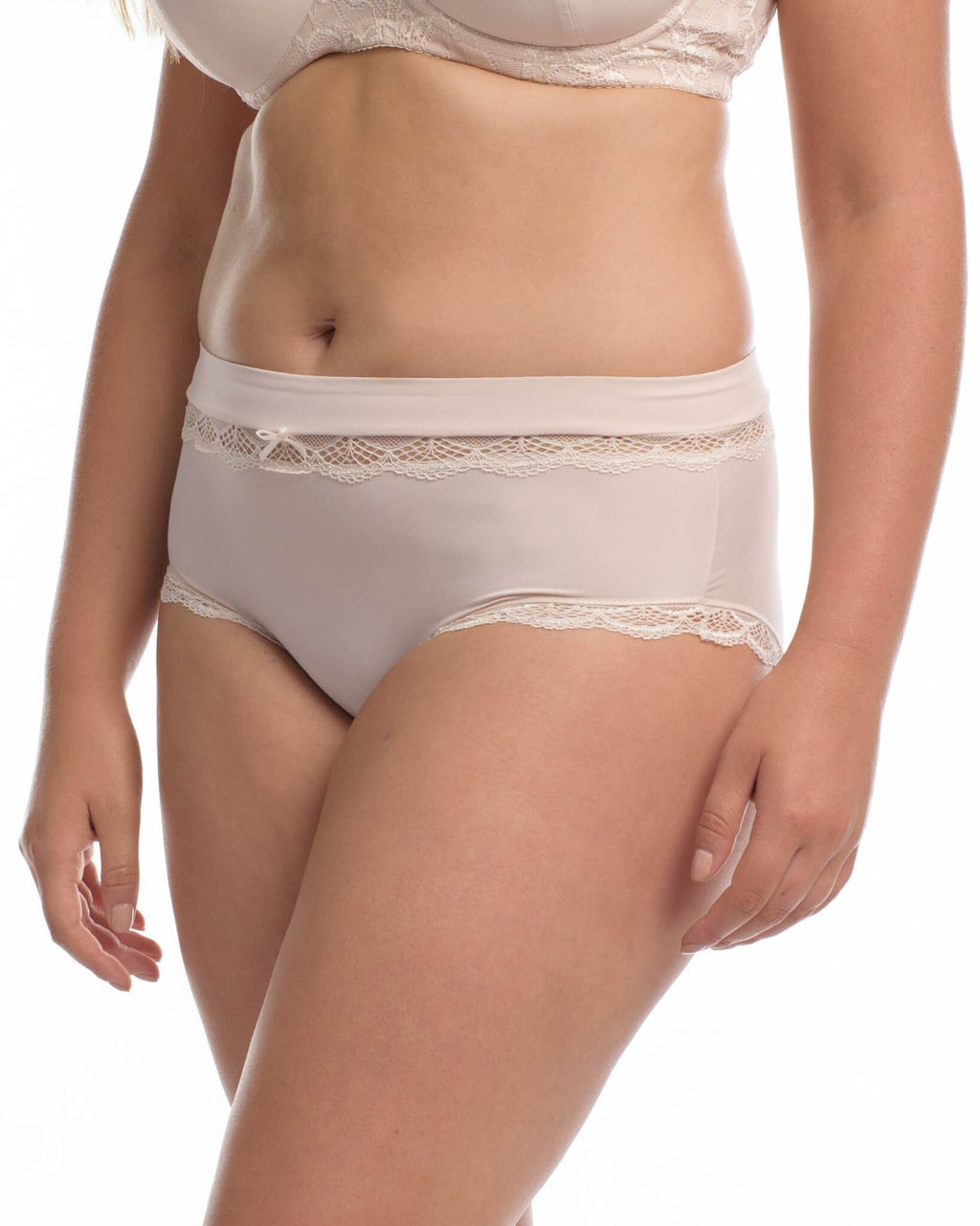 The Classic Brief Blush by Full Embrace