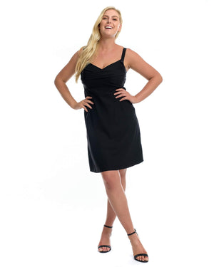 The Classic LBD Little Black Dress by Full Embrace