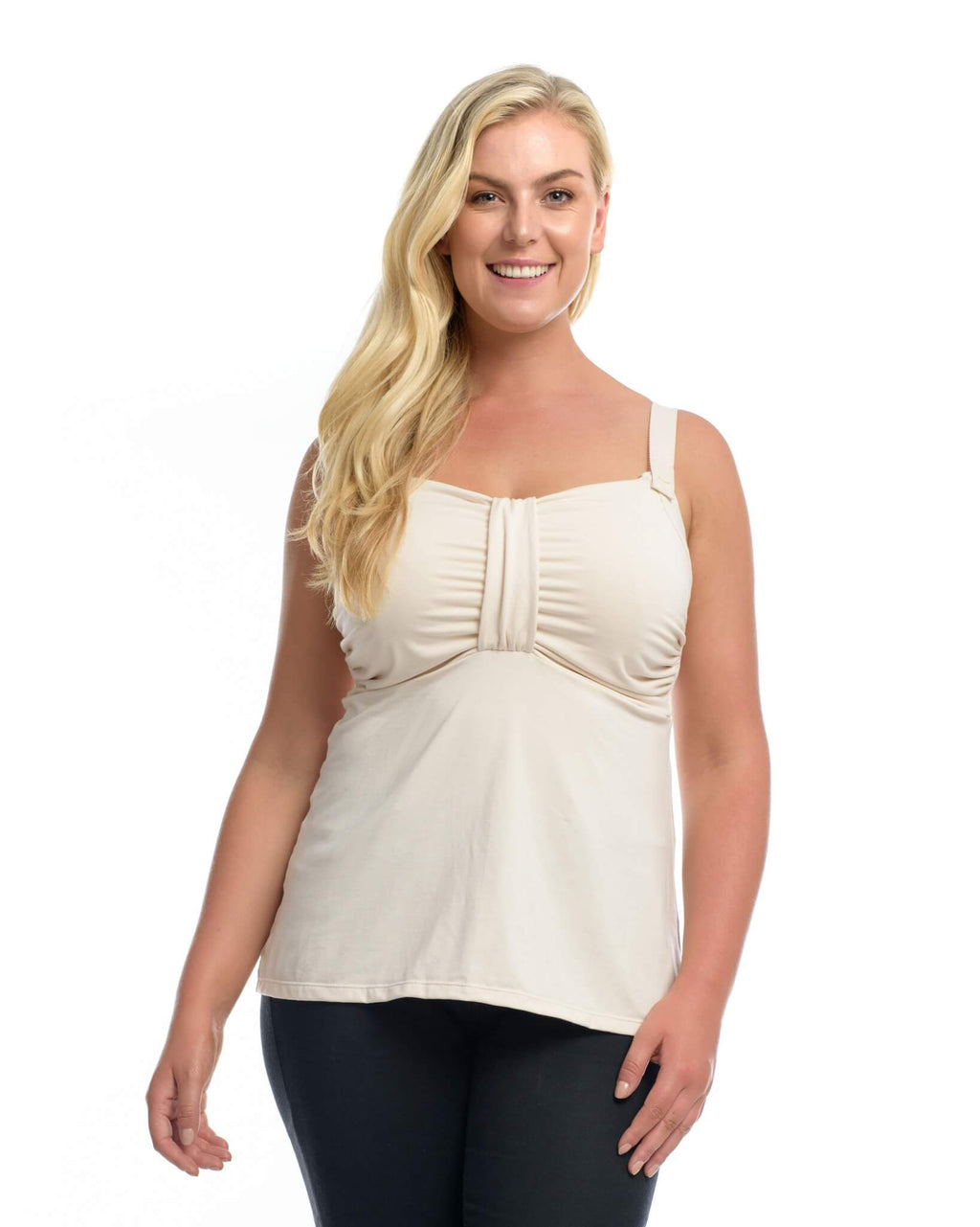 The Classic Top Vintage Cream by Full Embrace