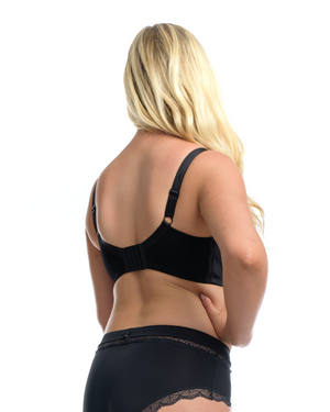 The Essential Nursing Bra Black by Full Embrace