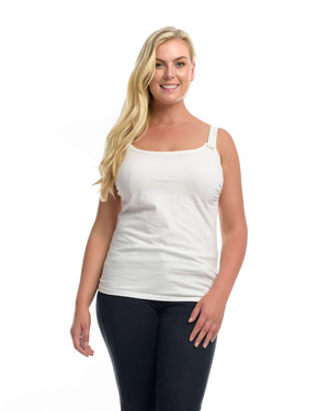 The Essential Top White by Full Embrace