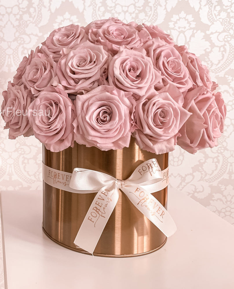Forever Bouquet Box - Medium - Forever Fleurs