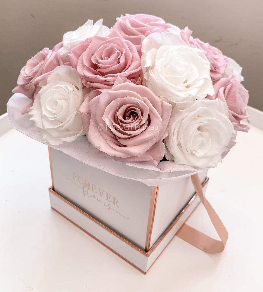 Forever Bouquet Box - Small - Forever Fleurs