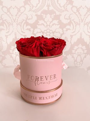 Forever Pink Rose Box - Small