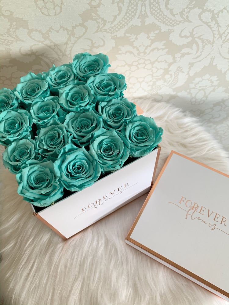 Forever Rose Box - Medium - Forever Fleurs