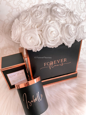 Forever Rose Dome - Medium - Forever Fleurs
