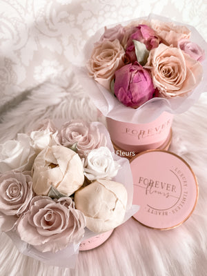 Peony Perfection Pink Box - Mini