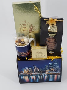 """Reflections of Pittsburgh"" Basket"