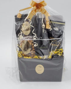 """Buzz of the Burgh"" Basket"