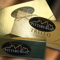 Trello Pittsburgh Skyline Boxed Chocolate - 10 oz