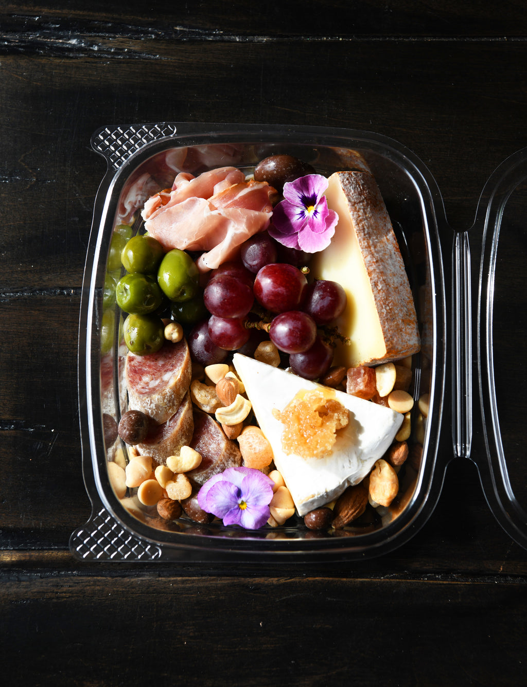 MINI CHARCUTERIE BOX FOR ONE