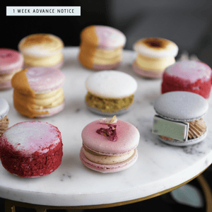 COUTURE MACARONS