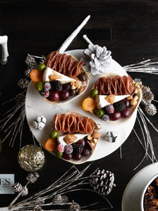 HOLIDAY CHARCUTERIE BITES
