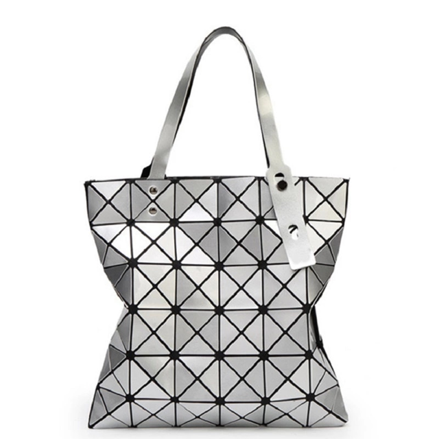Fashion Handbag Geometric Style