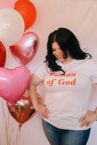 Woman of God shirt