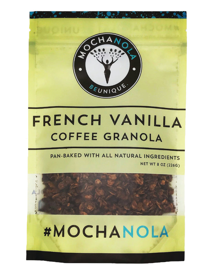 French Vanilla Coffee Granola