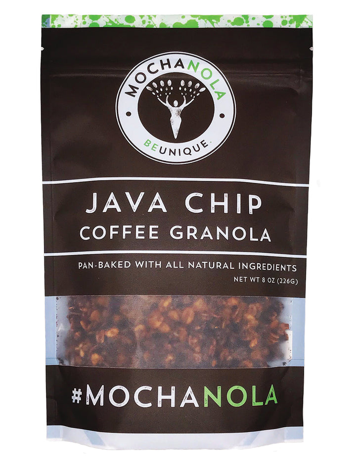 Java Chip Coffee Granola