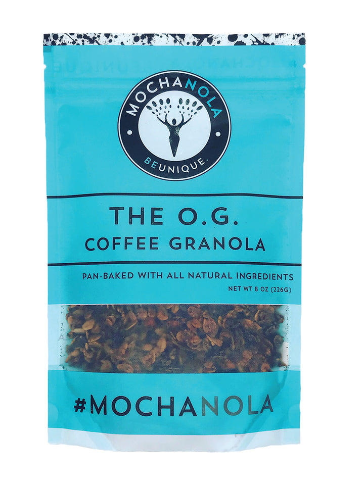 Original Coffee Granola