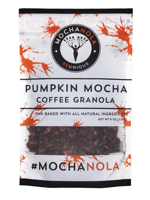 Pumpkin Mocha Coffee Granola