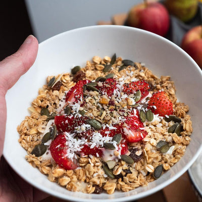 Eclipse Organics the Muesli Brand that Broke the Internet