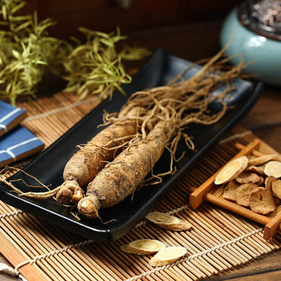 Ginseng - Improve Your Brain Function, Energy Levels & Perform Better
