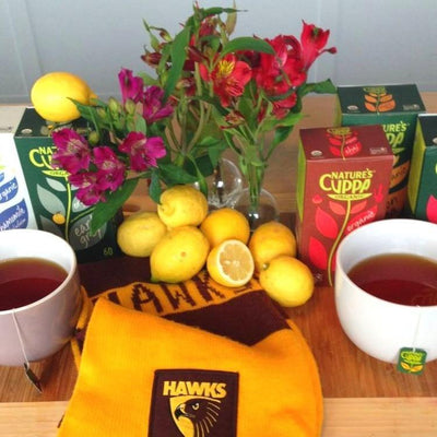Benefits of using Nature's Cuppa Organic Teas